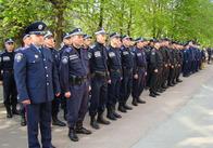 Спокій та правопорядок під час усіх масових заходів червня забезпечує житомирянам міліція громадської безпеки
