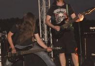 Рок-концерт на день молоді у Житомирі одних притягнув, інших - відлякав