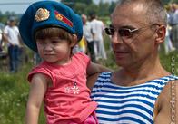 """Скандал: ветерани-десантники просять владу вирвати з лап зажерливих комерсантів злітно-посадкову смугу колишнього аеропорту """"Житомир"""""""