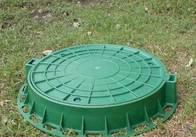 В Житомирі комунальники встановлюватимуть пластико-резинові люки