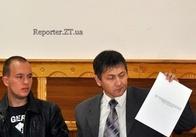 В Житомире состоялась пресс-конференция, посвященная открытию отделения антиколлекторной компании в области (фото)