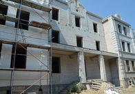 Міський голова оглянув стан будівництва музичної школи (фото)