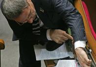 Президента закликають знайти управу на депутатів, які голосують за відсутніх колег: житомирян закликають поставити підпис під зверненням