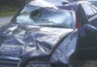 В Черняхівському районі водій Мерседеса не встиг закінчити обгін. Пасажирка з тяжким травмами у лікарні...