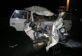 Ужасное столкновение на трассе Киев-Чоп. Выжил только 6-летний мальчик...