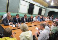 Житомирська «Свобода» виступила проти диктатури (фото)