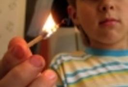 В Житомирській області пустощі 3-річної дитини призвели до пожежі