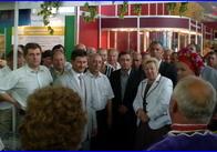 Житомирський бізнес підтримав репутацію області на «Барвистій Україні-2010»