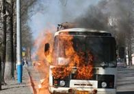 Знову інцидент з перевізниками! У суботу в Житомирській області ледь не загорівся автобус із людьми