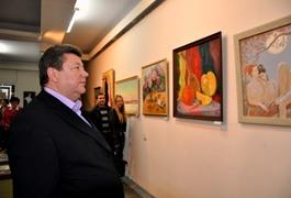 Житомирським митцям пообіцяли створення сучасного виставкового центру (фото)