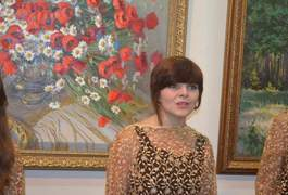 Відкрито 14 персональну виставку житомирського художника Шелудька Леоніда Миколайовича (фото)
