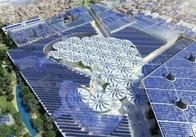 Екологічно чисте місто майбутнього - Масдар в ОАЕ