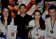 Всеукраинский турнир по дзюдо: золото и бронза за житомирянами