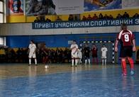 Першість України з футзалу. Візаж – Шанс-Авто: без ШАНСу на перемогу