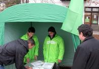 """Партія регіонів платить 130 гривень за участь в акції """"Україна проти Януковича""""?"""