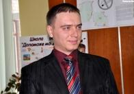 Директор Еко-Маркету на Малій Бердичівській у Житомирі Олексій Вигівський: «До загальноукраїнської програми «Еко-Маркет - школам» долучилося 2 мільйони покупців»