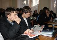 У Житомирі молодь долучали до політичного життя