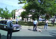 Приезжий автомобилист совершил наезд на пожилую жительницу Житомира