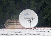 Пацієнти Житомирського військового госпіталю дивитимуться супутникові телеканали!