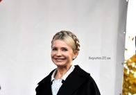 Юлия Тимошенко встретилась с житомирянами в центре города (фото)