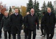 Губернатор Житомирской области встретился с послом Франции в Бердичеве