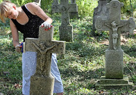 В Житомирі приберуть польський католицький цвинтар