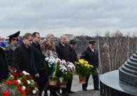 У Житомирі відзначили річницю визволення Житомирської області від фашистських загарбників