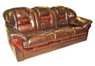 Якісні шкіряні меблі від виробника в Житомирі