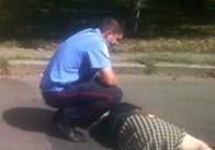 На трассе Киев-Чоп женщину переехали три автомобиля. Шансов на жизнь у её не осталось...