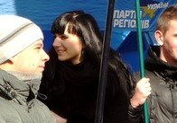Житомиряни першими підтримали соціальні ініціативи Президента України Віктора Януковича, - прес-служба ПР