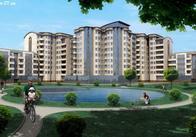 В Житомирі зводять величезний житловий комплекс «Фаворит» з усією інфраструктурою (фоторепортаж)