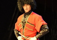 Georgian Legend SAMAIA - легендарный грузинский танцевальный коллектив выступил в Житомире (фоторепортаж, часть 1)