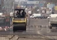 Житомирська траса стоятиме у кілометрових заторах ще до травня