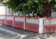 Декоративный железобетонный забор в Житомире недорого