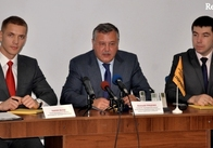 """Гриценко у Житомирі підписав меморандум з рухом """"Чесно"""""""