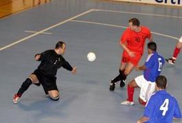Сборная Украины по футзалу примет участие в международном турнире в Азербайджане