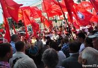 У Житомирі завдяки Леніну житомирські комуністи нагадали про своє існування