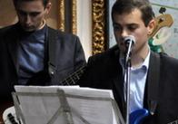"""В Житомире в «Кавомании» прошел Blues Cover Evening с группой """"Джаммин"""" (фото)"""