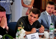 Об'єднана опозиція у Житомирі пообіцяла, що після приходу до влади сваритися за портфелі не буде