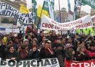 """Найкраще об'єднує людей не політика, а економіка! Підприємці Житомира кажуть """"НІ злочинному податковому кодексу!"""" (ексклюзивний фоторепортаж з Майдану Незалежності)"""