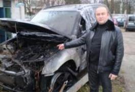 Совершен наезд на директора житомирской «Рембыттехники» Анатолия Бенивского