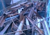 Обнаружен незаконный пункт приема металлолома на окраине города в частном доме