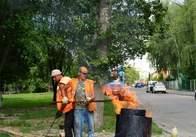 В Житомирі розпочались ремонтні роботи прибудинкових територій по вул.Черняхівського (фото)