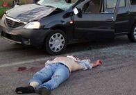 В Житомирі на Крошні машина збила 18-річного юнака