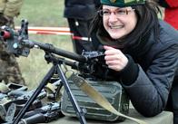 В Житомирі десантники перестріляли журналістів (фоторепортаж)