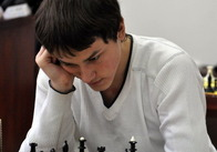 В Житомире продолжается чемпионат по шахматам 2010. Новые фото и результаты игр