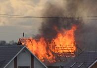 На Житомирщині дитина спалила будинок