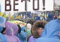 ВЕТО - не финал! Предприниматели продолжат требовать отставки Азарова, Тигипка, Бродского!