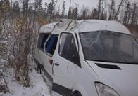 На Житомирщине на одном участке дороги разбились две маршрутки