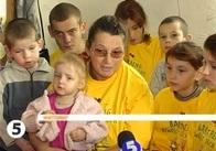 В Житомире, многодетной матери вместо помощи, предложили отдать детей в приют. ВИДЕО
